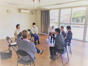 【広報公益委員会取材事業 第134回】武蔵野市八幡町地域交流サロン『だいこんサロン』を訪れて