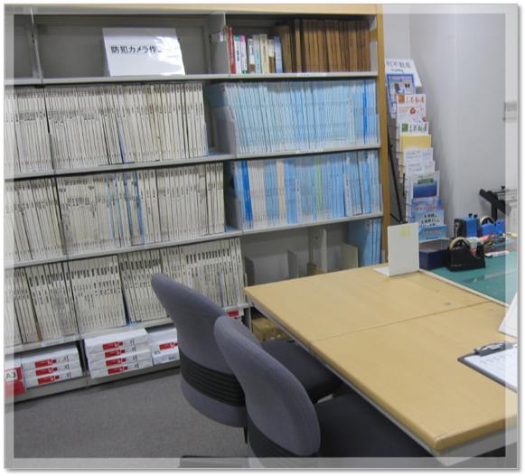 6F 図書室