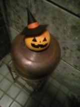 我が家のJack O' Lantern